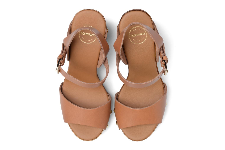 Sandalen Made by SARENZA Tennesse Sister #4 Bruin model