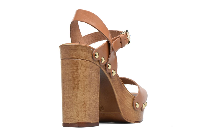 Sandalen Made by SARENZA Tennesse Sister #4 Bruin voorkant