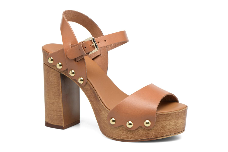 Sandalen Made by SARENZA Tennesse Sister #4 Bruin rechts