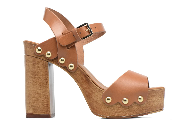 Sandalen Made by SARENZA Tennesse Sister #4 Bruin detail