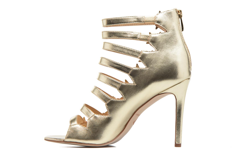 Sandales et nu-pieds Katy Perry The Stella Or et bronze vue face