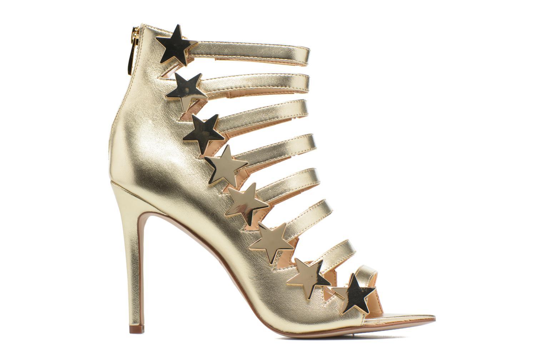 Sandales et nu-pieds Katy Perry The Stella Or et bronze vue derrière