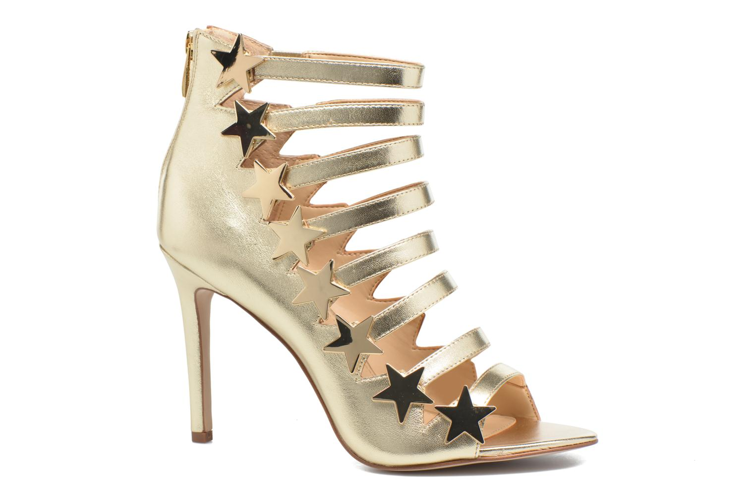 Sandals Katy Perry The Stella Bronze and Gold detailed view/ Pair view