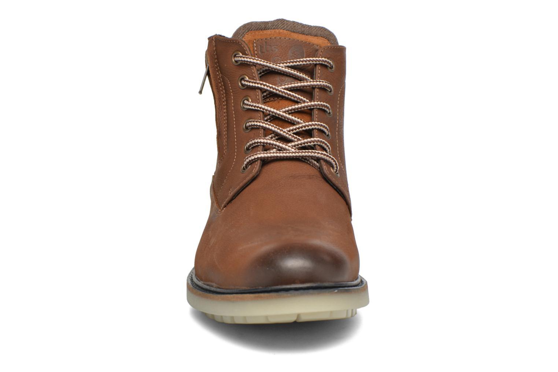 Bottines et boots TBS Wolves Marron vue portées chaussures