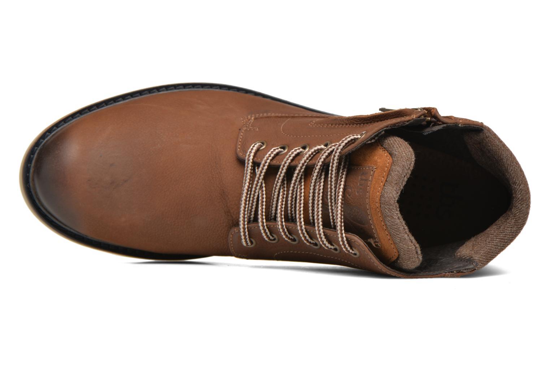 Bottines et boots TBS Wolves Marron vue gauche