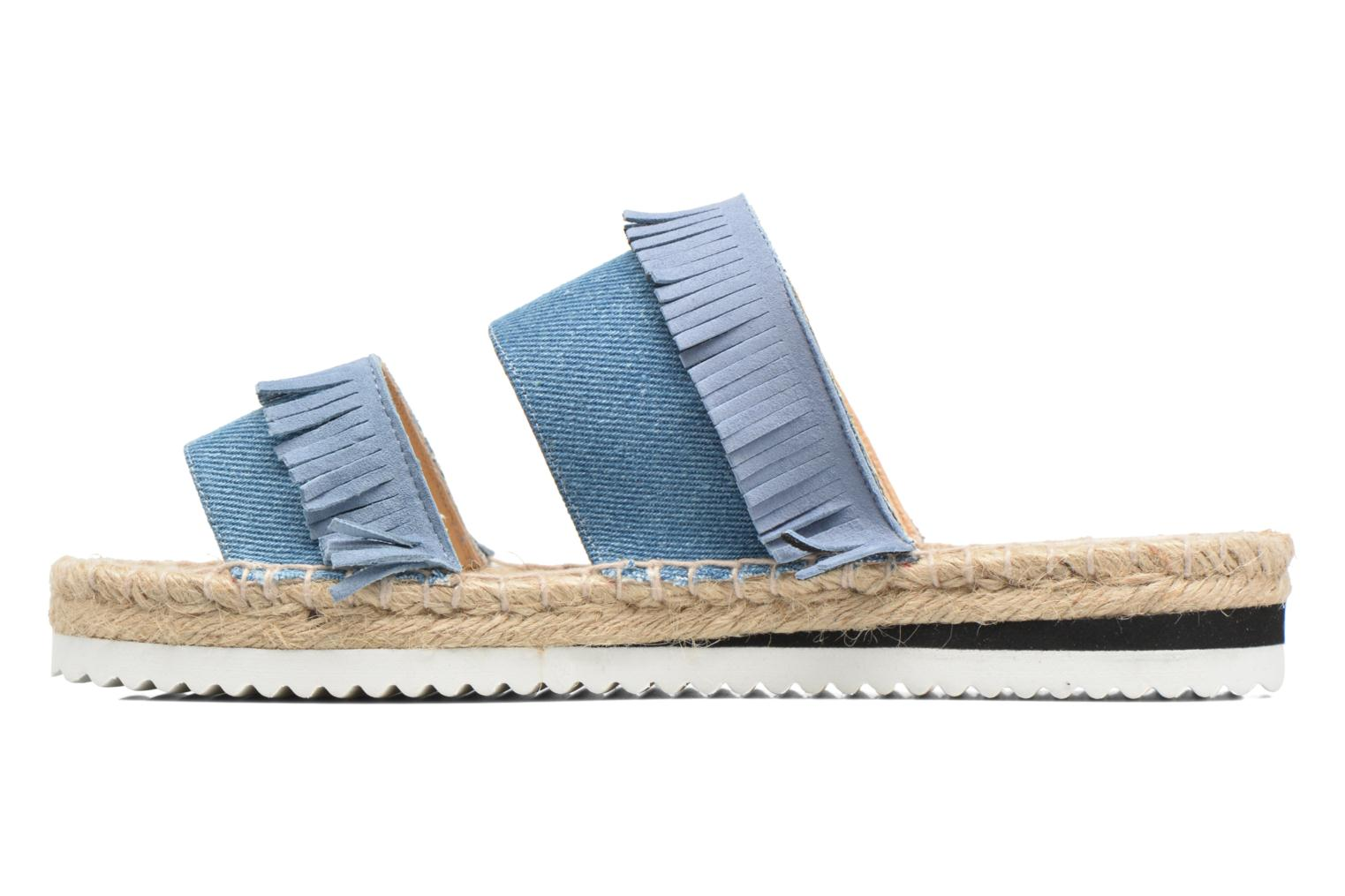 Mules & clogs Anaki Buenosa Blue front view