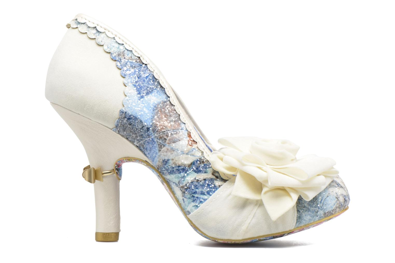 High heels Irregular choice Washington Multicolor back view