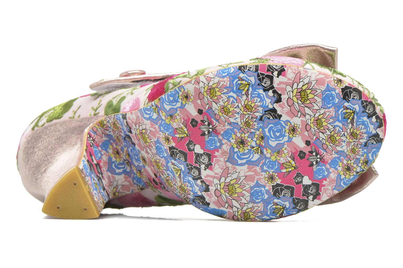 Escarpins Irregular Choice Fancy This Multicolore vue haut