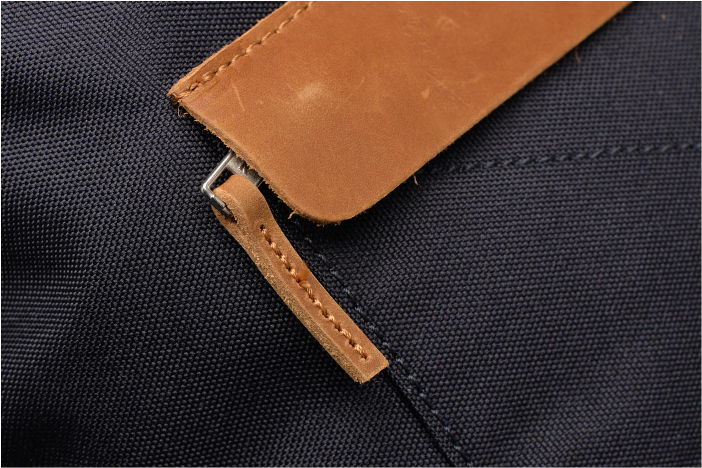 Rugzakken Faguo Backpack Nylon 2 Blauw links