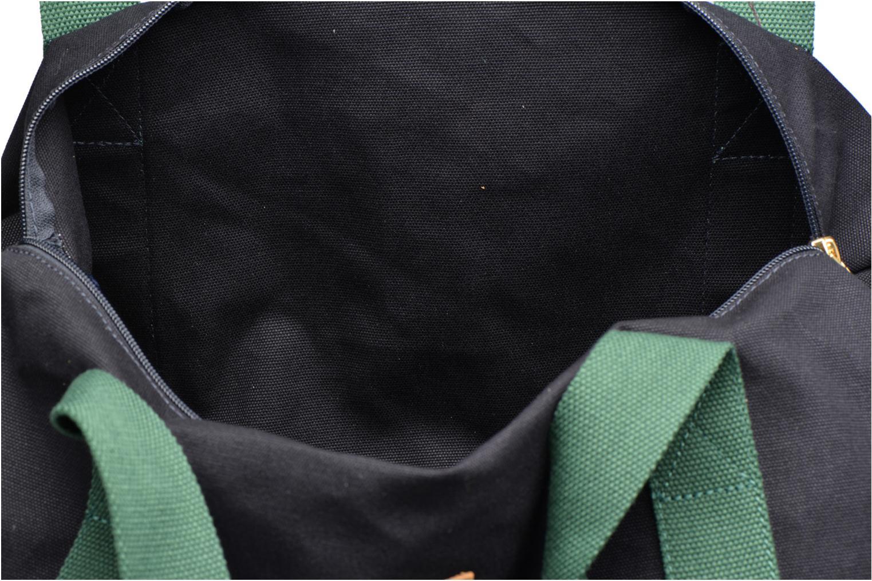 Duffle Set et Match Cotton Navy/dark green