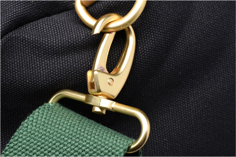 Big Duffle Set et Match Cotton Navy/dark green