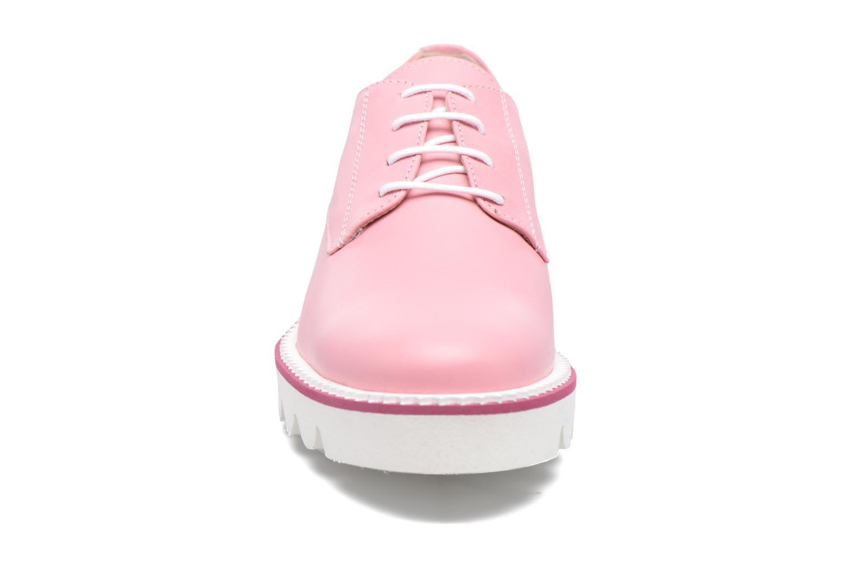 Zapatos con cordones Mellow Yellow Bob Rosa vista del modelo