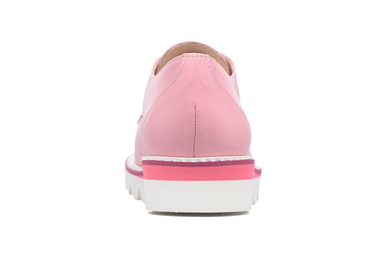 Chaussures à lacets Mellow Yellow Bob Rose vue droite