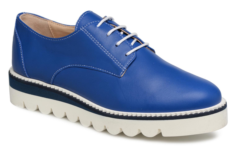 Bob - Schnürschuhe für Damen / blau Mellow Yellow dx96zo