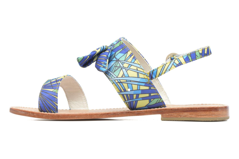 Sandalen Mellow Yellow Badona Blauw voorkant