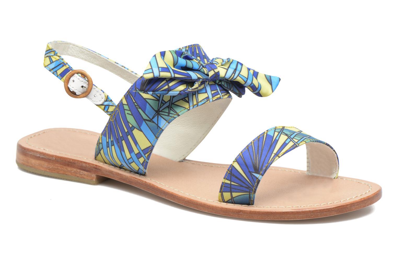Los últimos zapatos de hombre y mujer Mellow Yellow Badona (Azul) - Sandalias en Más cómodo