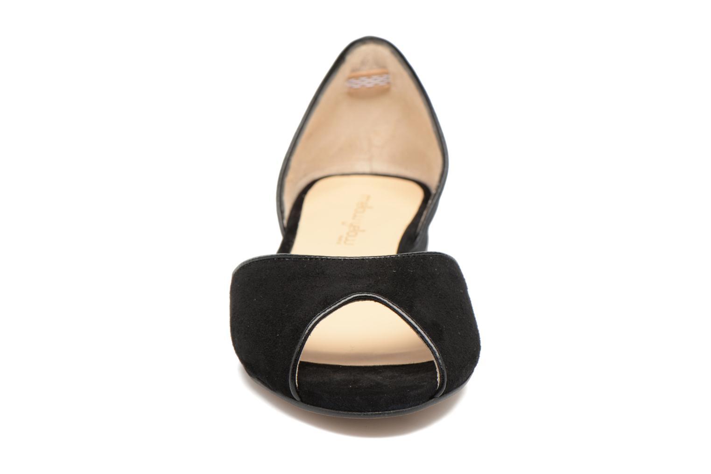 Ballerines Mellow Yellow Bettylou Noir vue portées chaussures