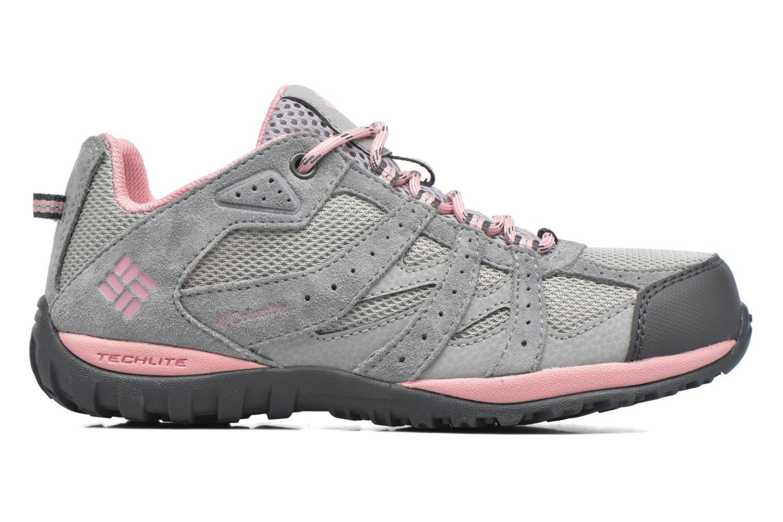 Chaussures de sport Columbia Youth Redmond Gris vue derrière