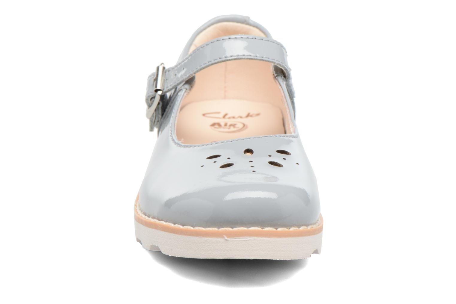 Ballerina's Clarks Crown Posy Inf Grijs model