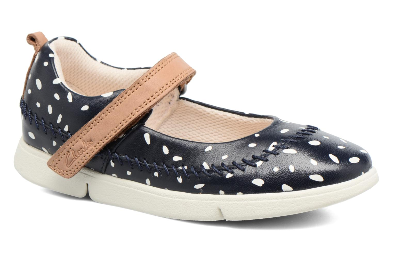Inf Navy Clarks Molly multi Tri nZX6tw6Ex