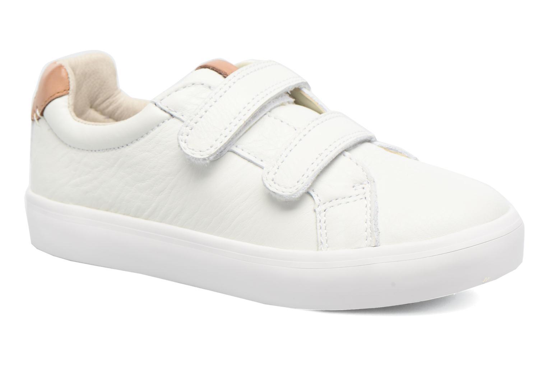 Sneakers Clarks Brill Rap Bianco vedi dettaglio/paio