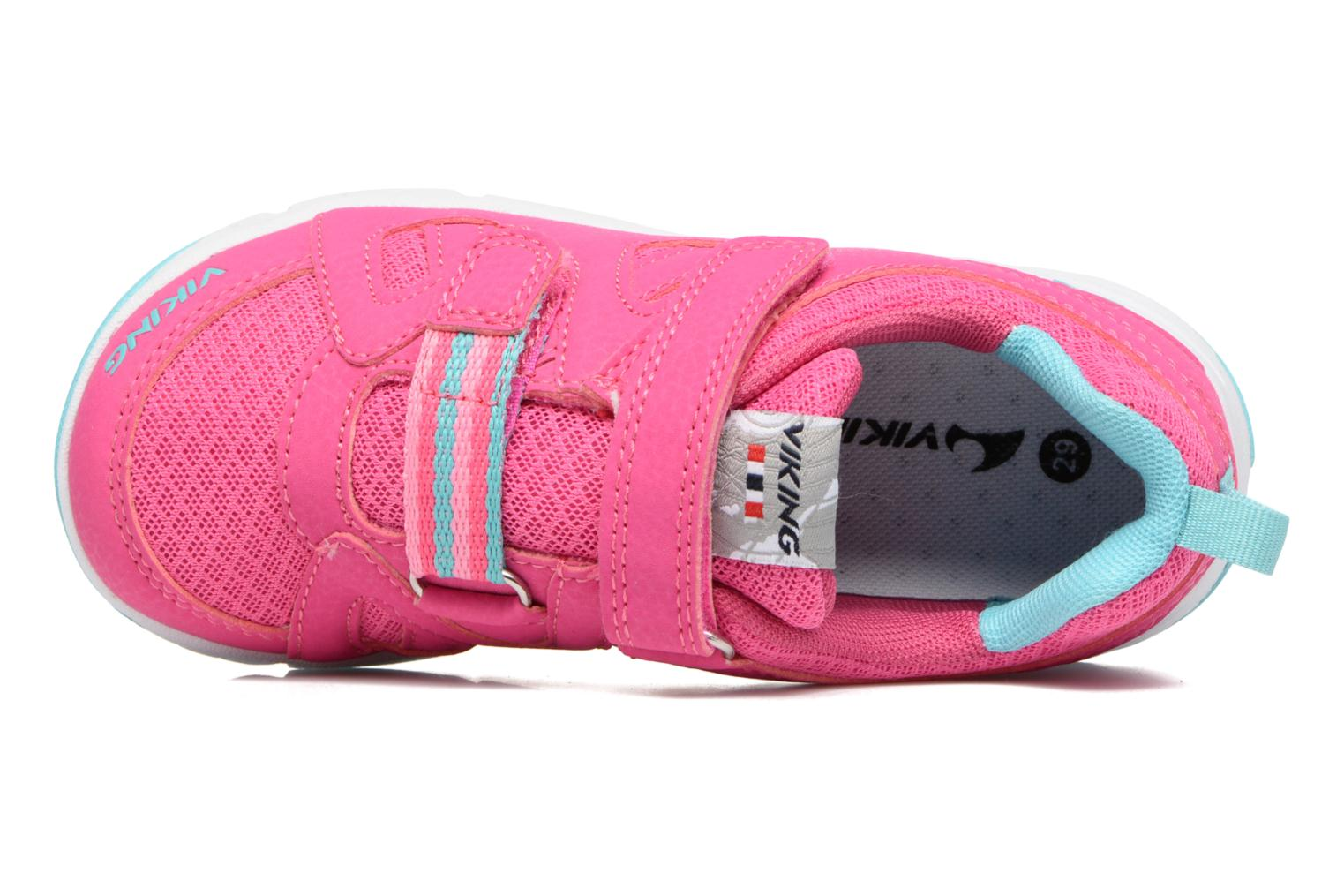 Sport shoes Viking Riptide II Pink view from the left