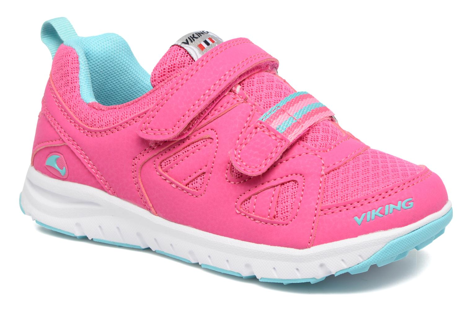 Sport shoes Viking Riptide II Pink detailed view/ Pair view