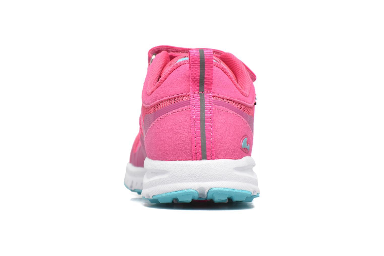 Chaussures de sport Viking Holmen Rose vue droite