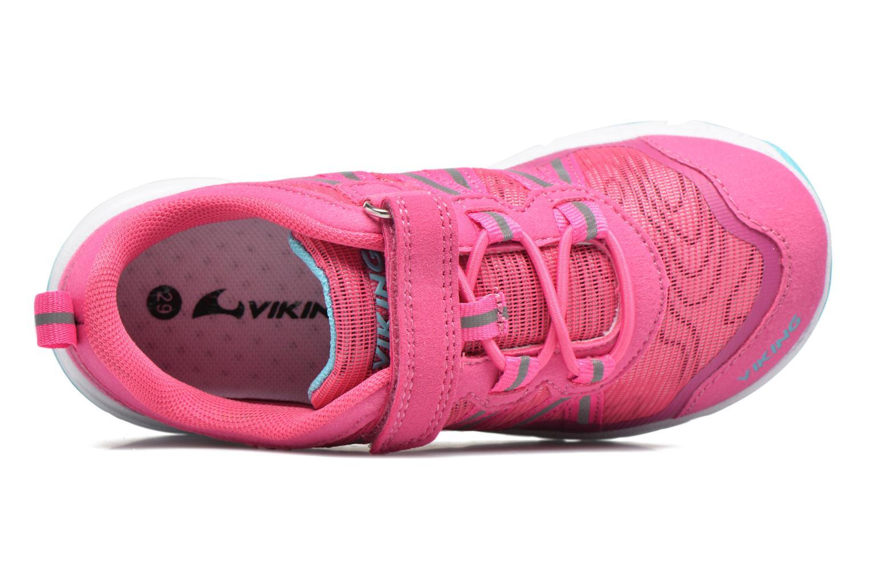 Chaussures de sport Viking Holmen Rose vue gauche