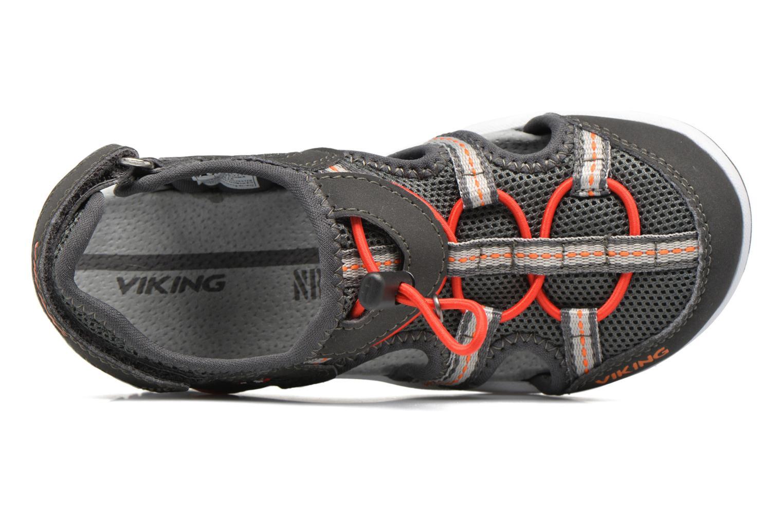 Sandales et nu-pieds Viking Thrill Gris vue gauche