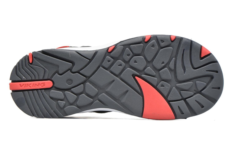 Sandales et nu-pieds Viking Thrill Gris vue haut