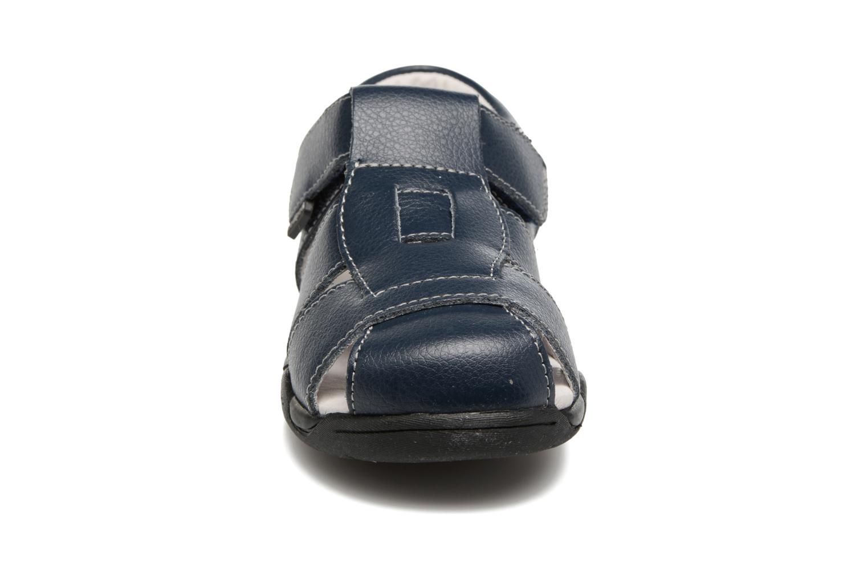 Sandali e scarpe aperte Pediped Sydney2 Azzurro modello indossato