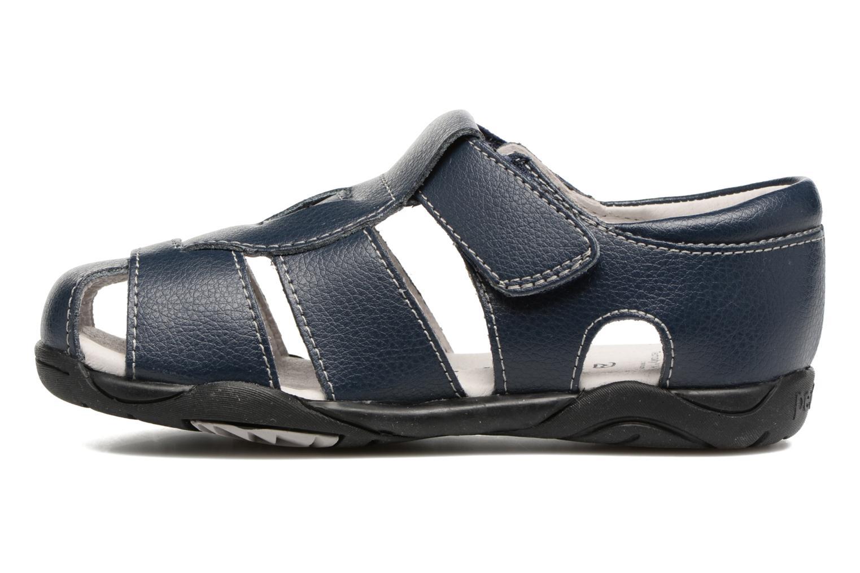 Sandales et nu-pieds Pediped Sydney2 Bleu vue face