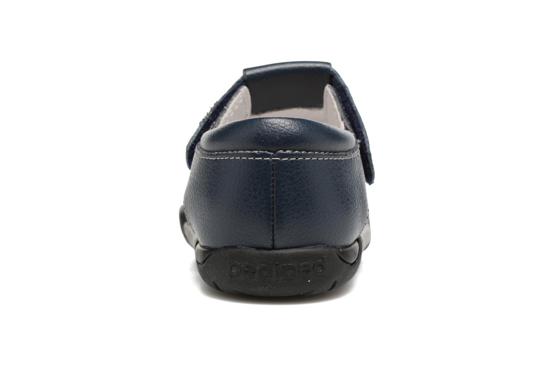 Sandales et nu-pieds Pediped Sydney2 Bleu vue droite