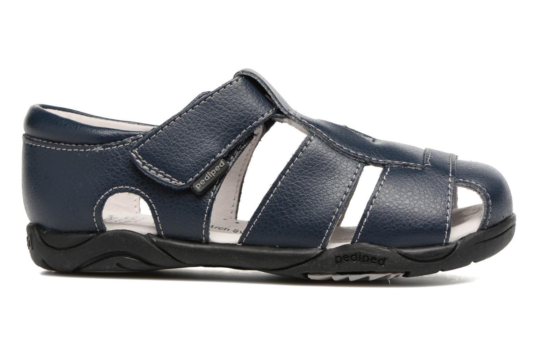 Sandales et nu-pieds Pediped Sydney2 Bleu vue derrière