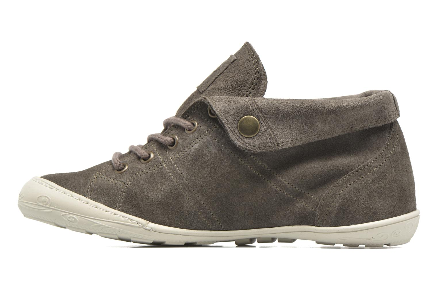 Sneakers P-L-D-M By Palladium Gaetane Sud Marrone immagine frontale