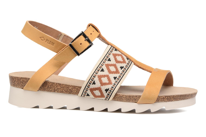 Sandales et nu-pieds P-L-D-M By Palladium Rieti Jaune vue derrière
