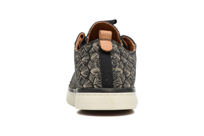 Sneakers P-L-D-M By Palladium Free Print Nero immagine destra