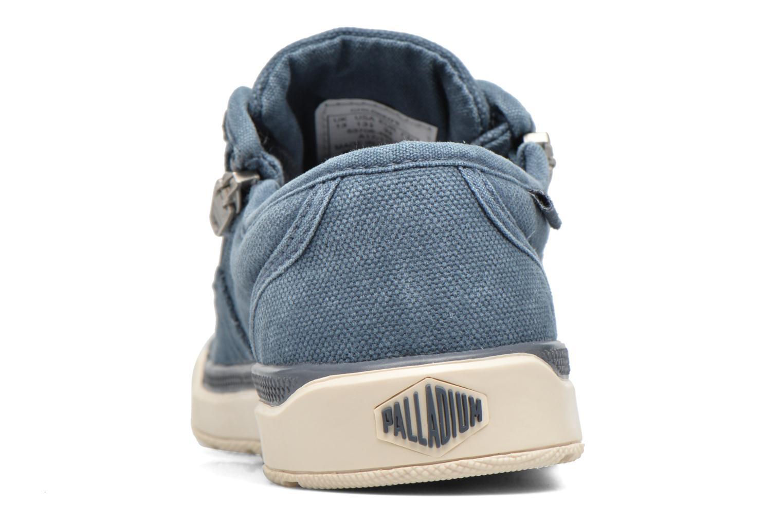 Sneakers Palladium Palaru Z Cvs K Azzurro immagine destra