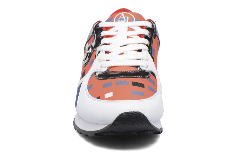 Baskets Armani Jeans Acilia Multicolore vue portées chaussures