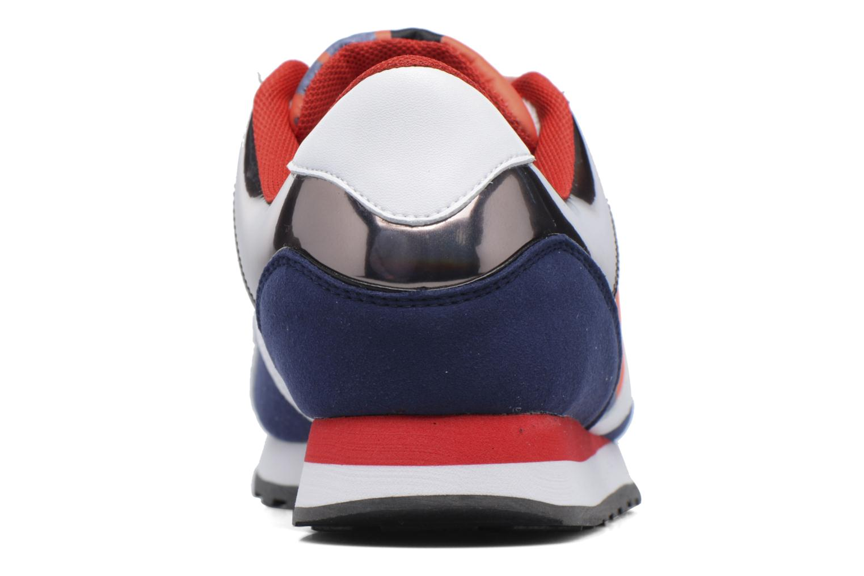 Baskets Armani Jeans Acilia Multicolore vue droite