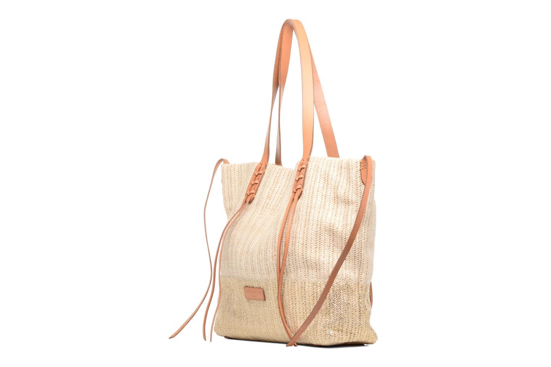 Handtaschen Liebeskind Berlin Bria beige schuhe getragen