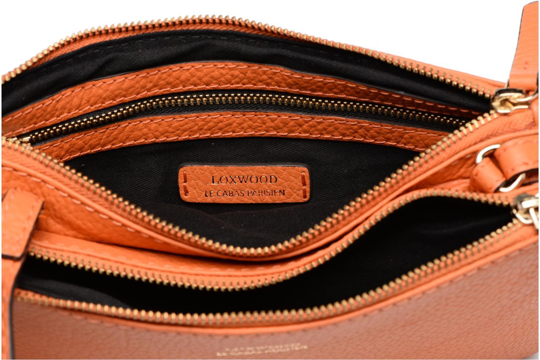 Sacs à main Loxwood Double zip Orange vue derrière