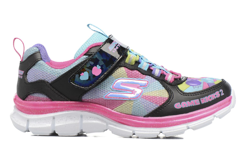 Sneaker Skechers Juicy Smash Game Kicks 2 mehrfarbig ansicht von hinten