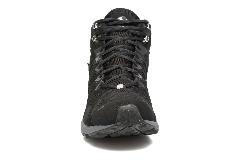 Chaussures de sport Viking IMPULSE MID M Noir vue portées chaussures