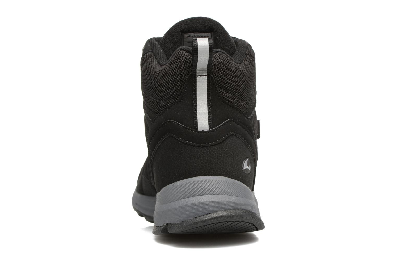 Chaussures de sport Viking IMPULSE MID M Noir vue droite