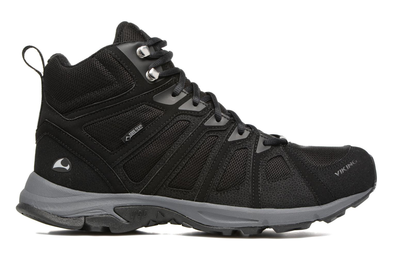 Chaussures de sport Viking IMPULSE MID M Noir vue derrière