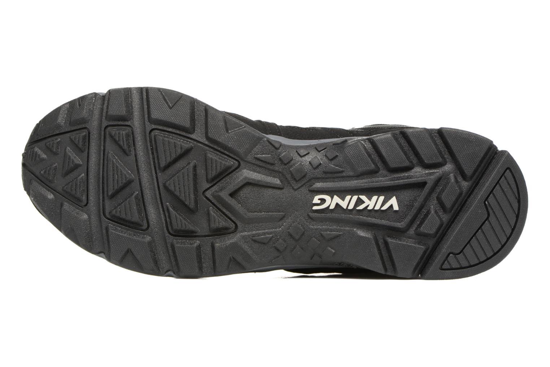 Chaussures de sport Viking IMPULSE MID M Noir vue haut