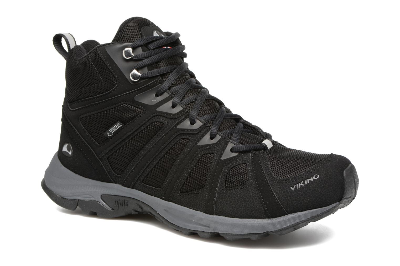 Chaussures de sport Viking IMPULSE MID M Noir vue détail/paire