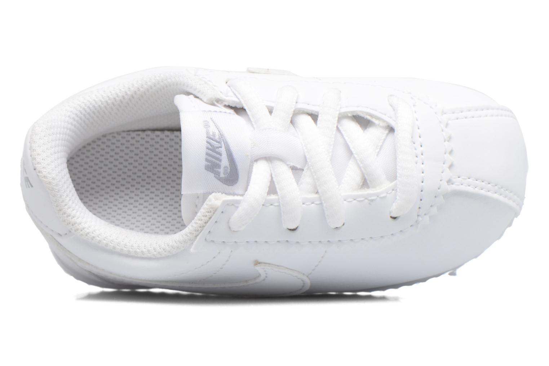 Nike Cortez (Td) White/White-Wolf Grey